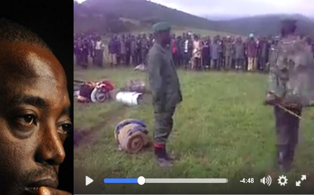 Milice Rwandaise a l'Est