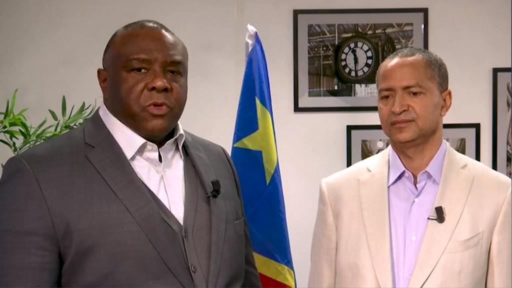 Jean-Pierre Bemba, Moise Katumbi