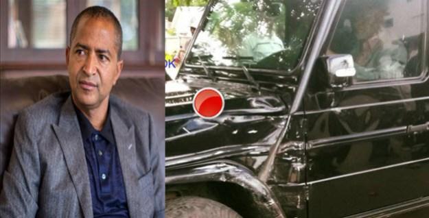 Attentat manqué -- accident simulé -- contre Moise Katumbi
