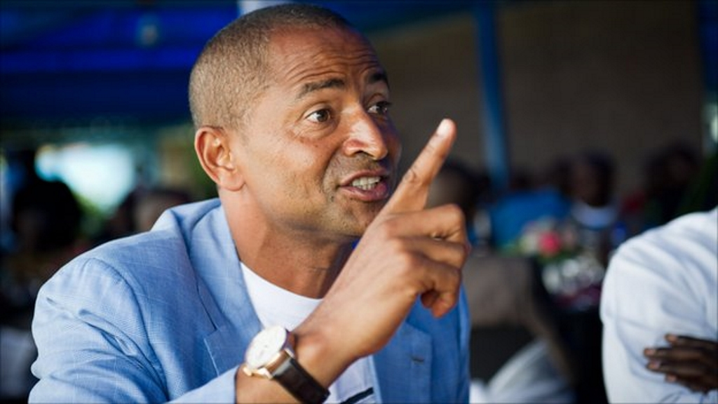 Interview de Mr. Moise Katumbi