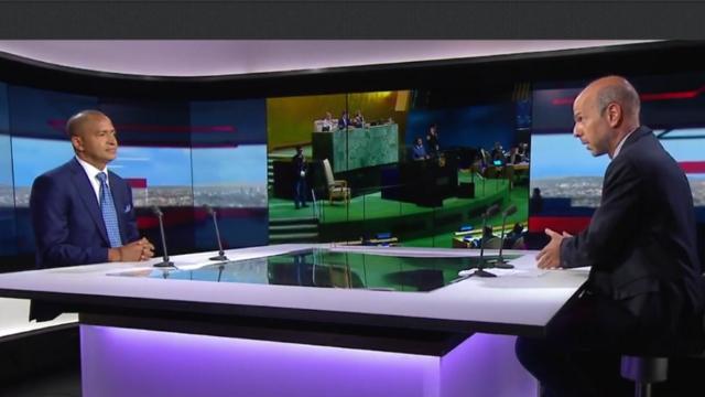 Moise Katumbi, France24