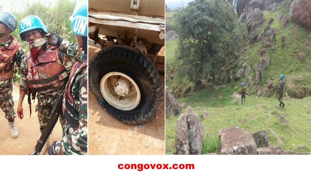 Monusco à Beni, Beni-Butembo
