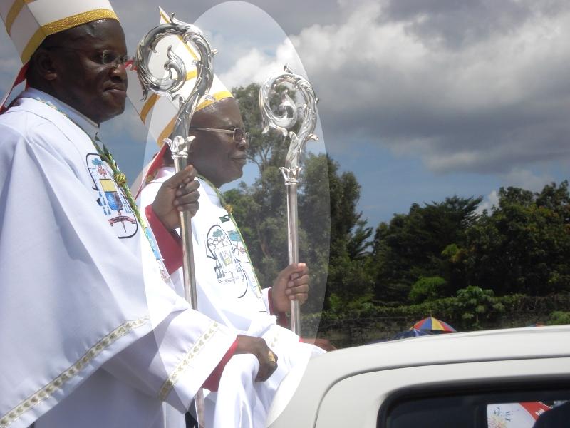 Monseigneur Sebastien Muyengo, Eveques d'Uvira