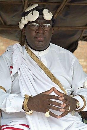 Grand chef Mwami Mulongo