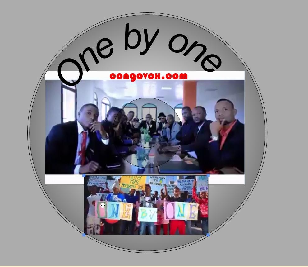 Video clip, les jeunes de Kolwezi