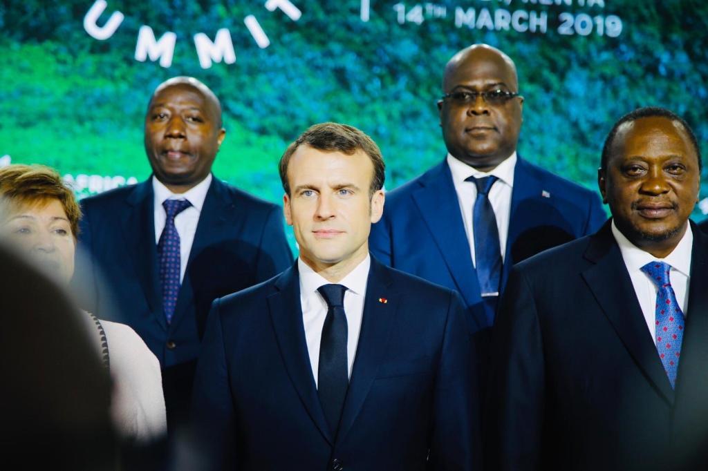 One Planet Sommet , Nairobi Kenya, March 2019