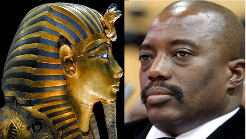Operation Pharaon ou Erode au Kasai RDC - Joseph Kabila