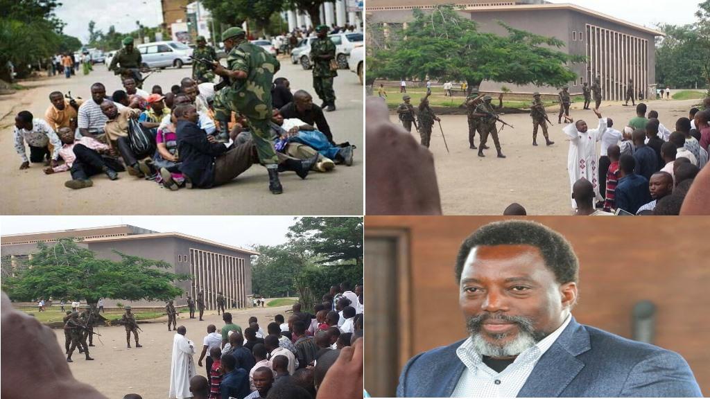 12-31-2017: Opression de Joseph Kabila