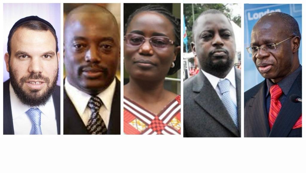 Les pilleurs de la RD Congo