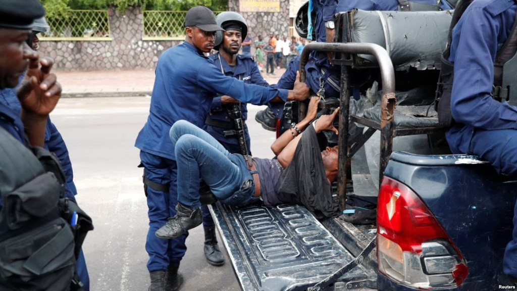 Police de la RD Congo