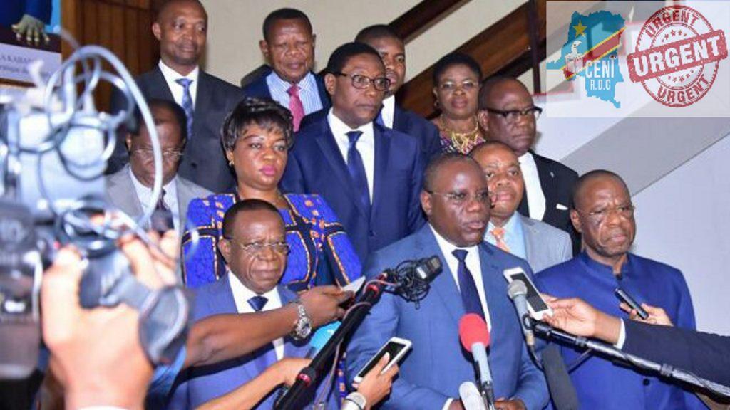 Les membres du PPRD