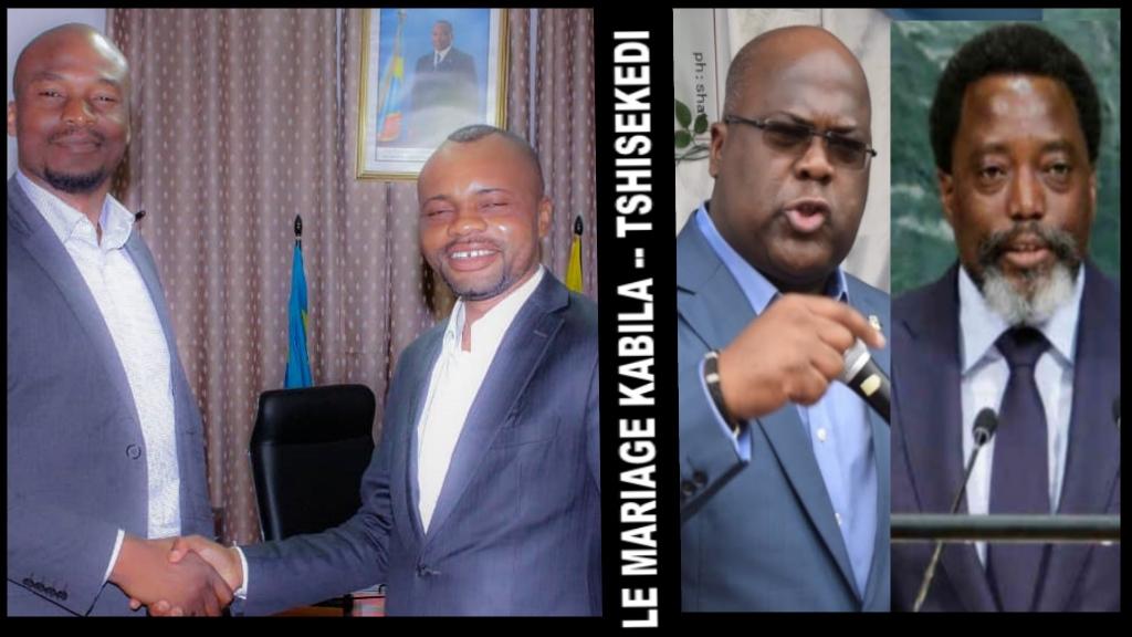 Papy Pungu Lwamba , Alain Giresse Mukendi Luamba , Felix Tshisekedi, Joseph Kabila
