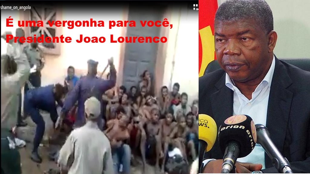 President Joao Lourenco
