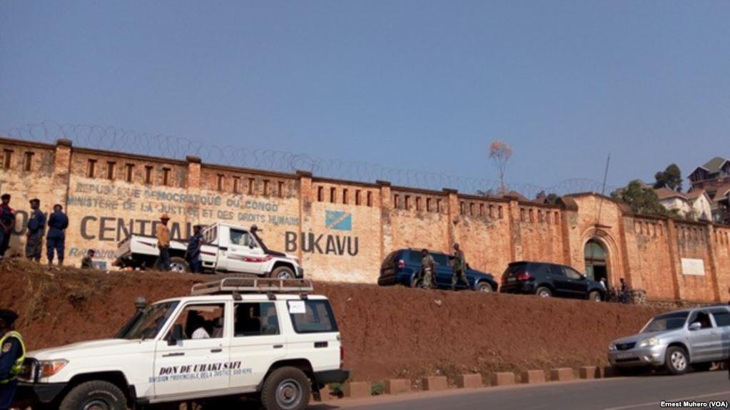 Prison Centrale de Bukavu