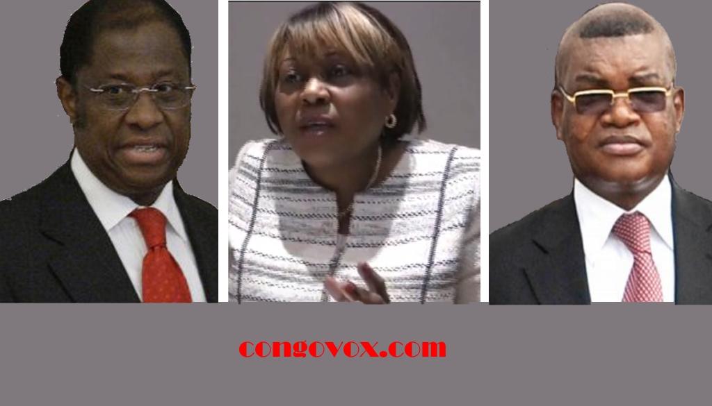 Alexis Tambwe Mwamba, La Juge Chantal Ramazani, Kalev Mutond (ANR)