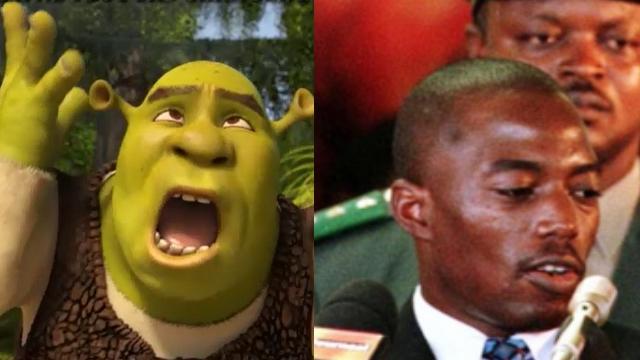 Shrek n'en revient pas. Qui a chang qui ? Kabila ou les Congolais