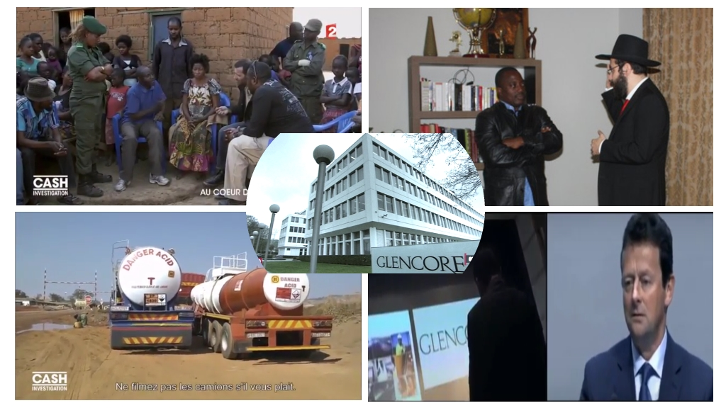 Comment GLENCORE et Dan Gertler s'enrichissent sans scrupule sur les dos de pauvres Congolais avec l'aide de Joseph Kabila