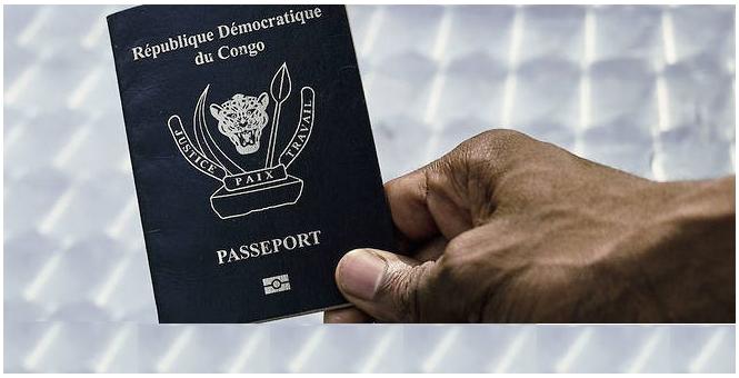 RDC Passeport