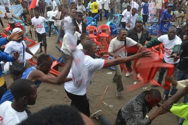Revolte a Kasumbalesa, dans le SUD du grand KATANGA