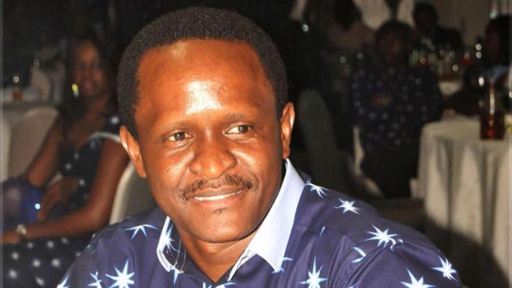 Selemani Francis Mtwale, frère du président Joseph Kabila dirigeant la BGFIBank RDC.