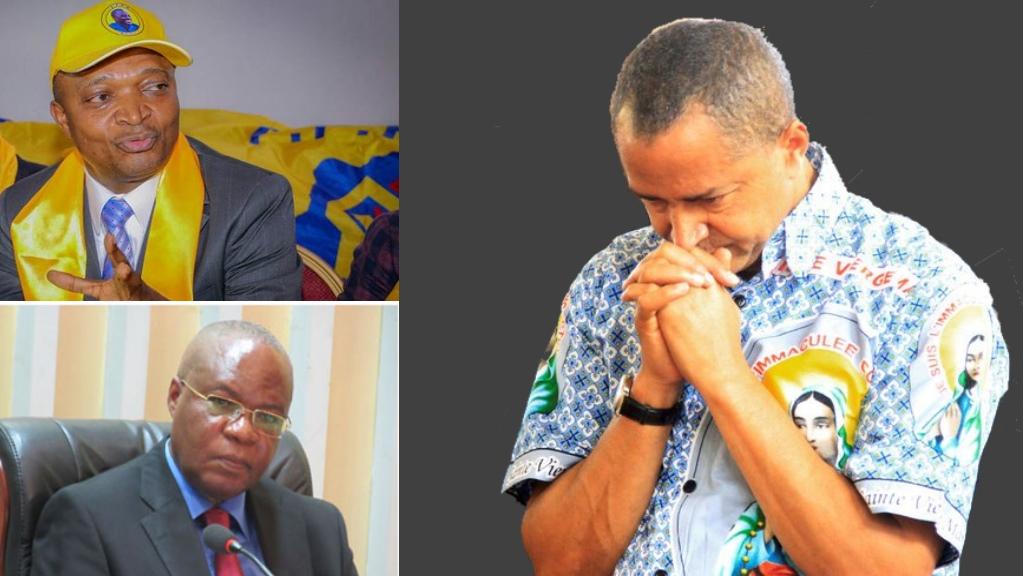 Emmanuel Shadari, PGR Flory Numbi, Moise Katumbi