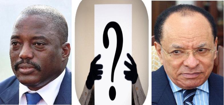 Joseph Kabila, Candidat inconnu, Leon Kengo