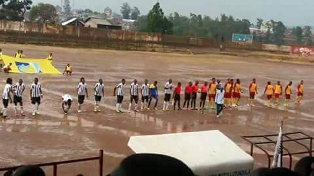 stade de la Concorde - Bukavu