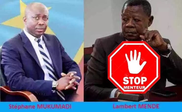 Stéphane Mukumadi , candidat Gouverneur