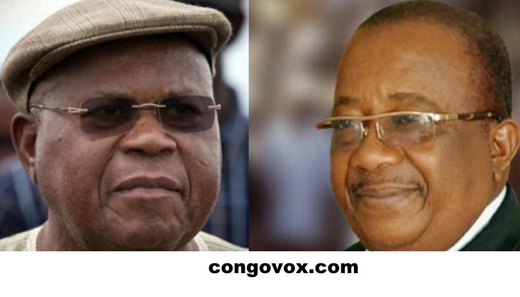 Etienne Tshisekedi wa Mulumba et Kyungu Wa Kumwanza