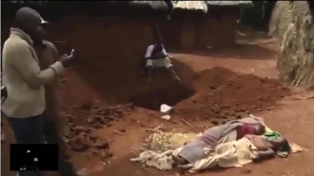 Tueries au Sud Kivu par des Rwandais