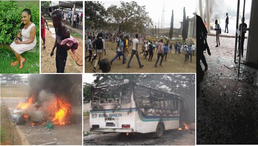 Troubles à l'Université de Kinshasa