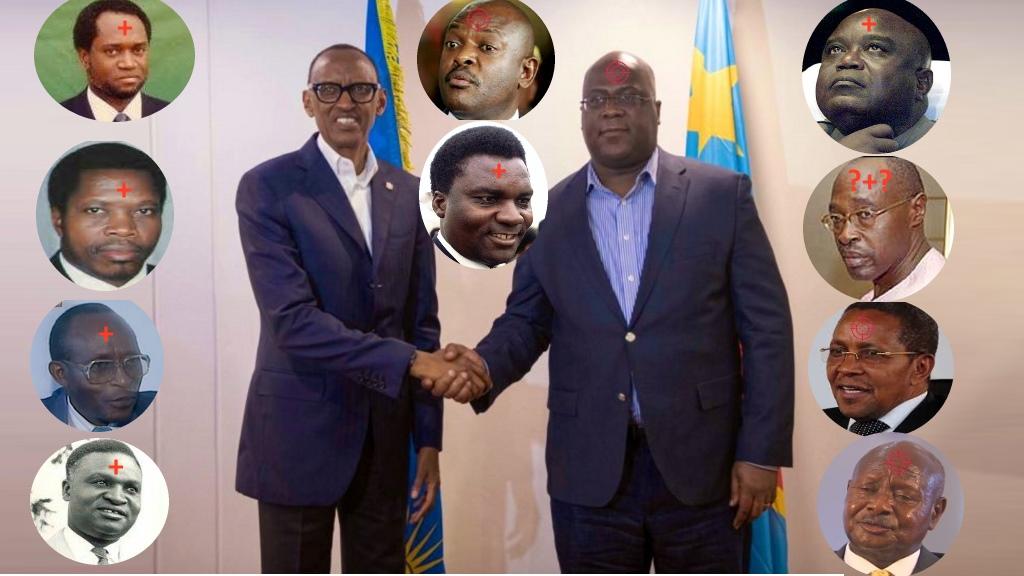 Les victimes de Paul Kagame