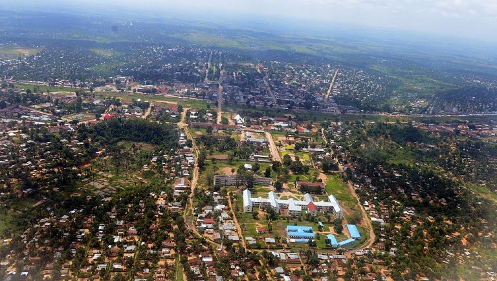 La Ville de Kananga, ex-Luluabourg