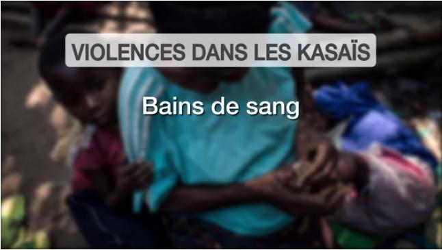Violences dans les Kasais