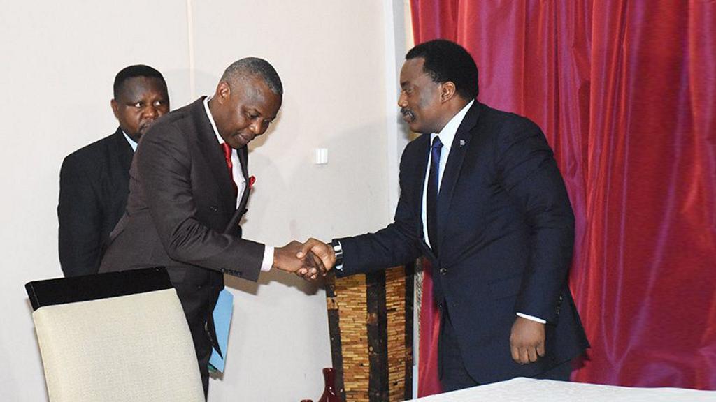 Vital Kamerhe, Joseph Kabila