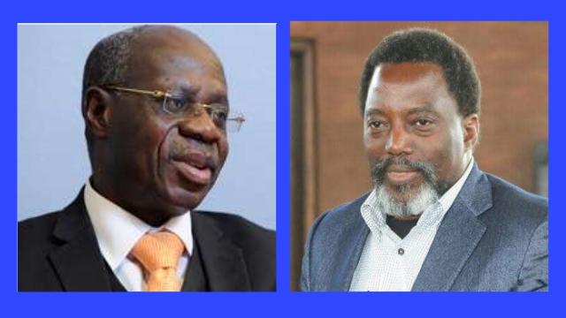 Albert Yuma, Joseph Kabila