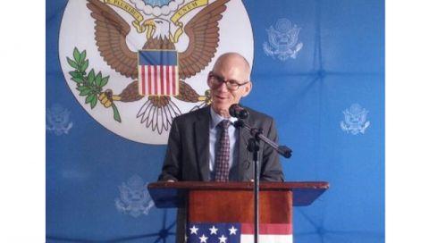 Ambassadeur Jim Swan