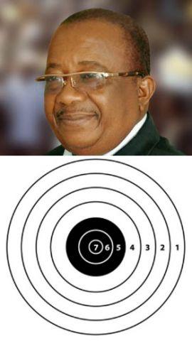 Baba Kyungu - dans le viseur de Joseph Kabila