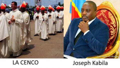 La CENCO devant Joseph Kabila - Dialogue et Elections