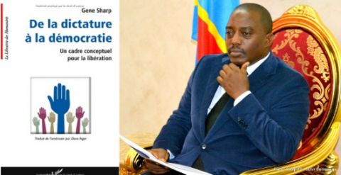 Le livre gratuit, De la Dictature à la Démocratie.  Joseph Kabila