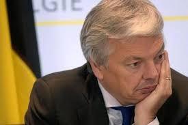 Vice-premier ministre et ministre des Affaires étrangères, Didier Reynders