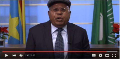Etienne Tshisekeki, dans son Message de voeux 2016