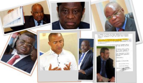 Kalev Mutond, Katebe katoro, Alexi tambwe Mwamba, Moise Katumbi, Joseph Kabila, PGR Numbi, Alexandros Stoupis