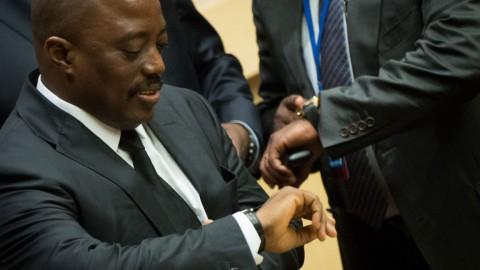 Le président de la RDC, Joseph Kabila, pressé d'organiser sa ré-élection ?