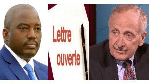 Lettre Ouverte au Président Joseph Kabila, par Herman Cohen