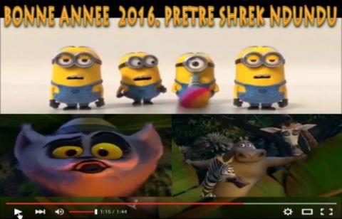 Les Minions, Shrek et Dictature de Kabila