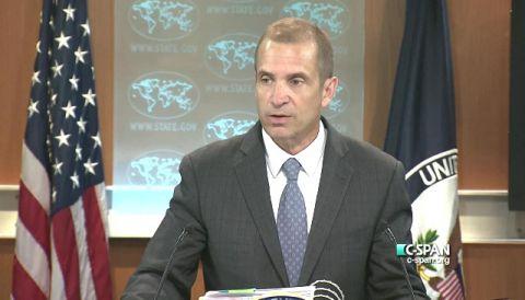 Roger C. Toner, porte-parole adjoint du Département d'Etat