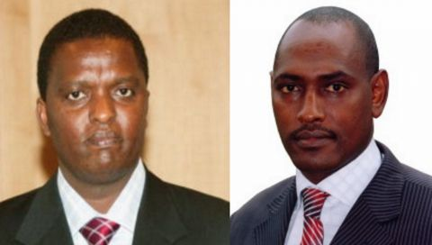 Azarias Ruberwa et Moise Nyarugabo