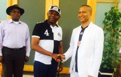Le duo dynamique, Moise Katumbi - Vital Kamerhe