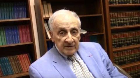 Ambassadeur Herman Cohen